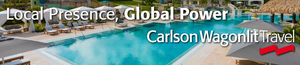 Local Presence, Global Power | swimming pool at luxury hotel
